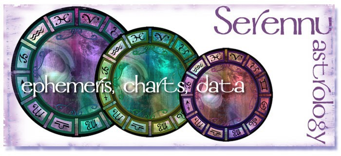 Serennu Astrology Logo